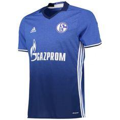 Maillot Schalke 04 2016-2017 Pas Cher Domicile