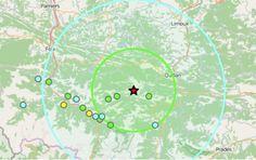 Tremblement de terre Pyrénées Aude Ariège Séisme