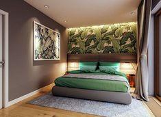 Murator C333u Miarodajny - wariant XVIII - zdjęcie 17 20 M2, Vogue, Bed, Furniture, Home Decor, Decoration Home, Stream Bed, Room Decor, Home Furnishings