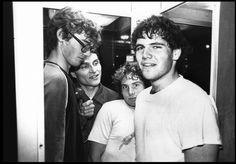 The Descendants ....  Photo by Glen E. Friedman