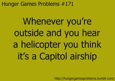 Hunger Games Problem #171 this is hilarious!