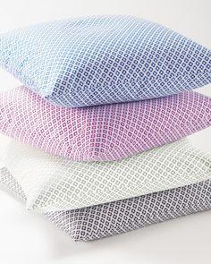 Happy pillows call for some happy dreams!