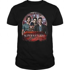Supernatural  Supernatural Family dont end with blood 4C9 TShirt