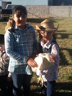 Feliz en el rancho