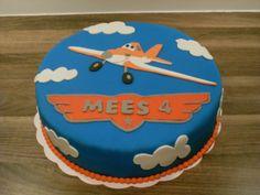 Planes taart / cake