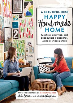 12 Days of Giveaways: Win a signed copy of Happy Handmade Home