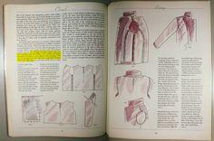 Moulage veste style Chanel - LES ATELIERS DE CLARAINES