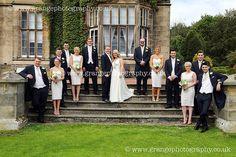 Grange Photography Blog: Zara & Paul's Lovely Wedding at Matfen Hall