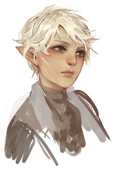 Cute elf - this looks so much like my Illiyana rogue.