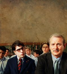 """Rushmore by Wes Anderson. """"Un-lock It!!"""""""