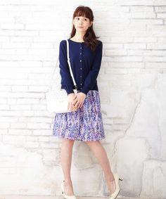 【Miyuki Ohashi × KUMIKYOKU】<br>ENGLISH GARDENS CAMPAIGN / 組曲 【公式通販】オンワード・クローゼット