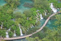 Istria and Plitvice in Croatia, Part I