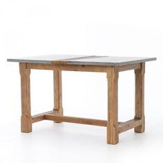 FOURHANDS-BLUESTONE FARMHOUSE PUB TABLE-FH-CIMP-5XA-AO