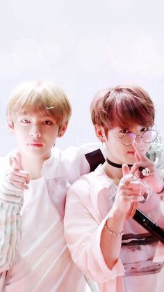 Jungkook and Taehyung