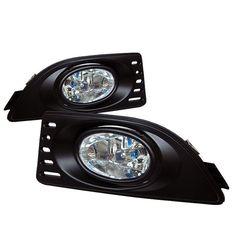 ( Spyder ) Acura RSX 05-07 OEM Fog Lights w/Switch- Clear
