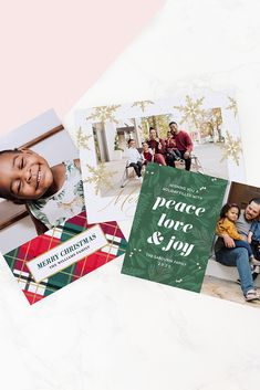 Customize your holiday cards using photos right from your phone or computer. Martha's mixbook designs let you play with different holiday prints, and classic holiday messaging. Enjoy up to 50% off Sitewide, with Code MSLXMAS, Exp 12/10/2020