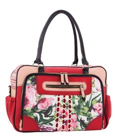 Spencer and Rutherford - Handbags - Baby Carry All Bag - Jaime - Porcelain