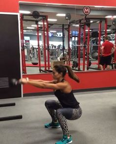 """4,808 Likes, 131 Comments - Alexia Clark (@alexia_clark) on Instagram: """"Spicin' Up KB Swings Swing 1: I call this """"Triple S"""" swing squat swing 15-20 reps Swing…"""""""