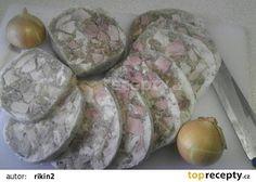 Tlačenka recept - TopRecepty.cz