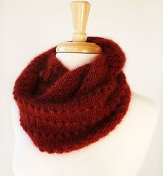 Items similar to Infinity Scarf Knitting Pattern- Genevieve Cowl / Snood / Scarf - Circle Scarf PDF Knitting PATTERN, Hygge on Etsy Infinity Scarf Knitting Pattern, Knit Cowl, Knit Crochet, Knitting Patterns, Knitted Cowls, Cowl Patterns, Blanket Patterns, Snood Scarf, Lace Scarf
