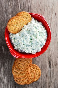 Creamy Cottage Cheese Dip                                                                                                                                                                                 More