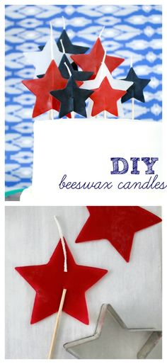 HGTV Crafternoon: DIY Custom Beeswax Candles