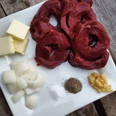 Deer heart recipe -Venison Heart- | Home Cookin' Hunter