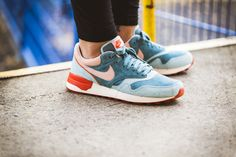 Girls, the Nike Air Odyssey Leather is available in small sizes for your tiny feet as well! EU 38,5 - 40,5 | 100,-€
