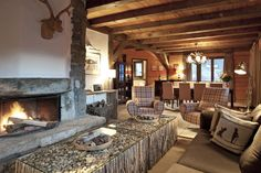 Chalet Lumiere is a traditional chalet with balconies extending from the dining room and bedrooms from which to enjoy the beautiful views across the valley in this all year-round resort.   Chalet Lumiere, #Morzine, #France.  http://www.thehideawaysclub.com/properties2/index/property/id/79/fund/1  #LuxuryChalet #TheHideawaysClub