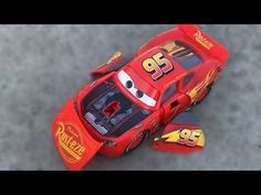 Thomas and Friends Toy Trains in Swimming Pool Disney Cars Toys Lightning McQueen - YouTube