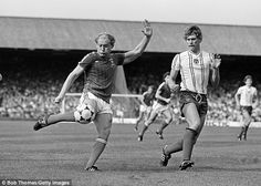 On Saturday, Ipswich and Norwich meet at Portman Road in the first leg of arguably the biggest East Anglian derby in history. Ipswich legend Riath Al-Samarrai what makes the rivalry so special. Ipswich Town Fc, Retro Football, Sunderland, Football Players, Tractor, Brazil, Derby, Running, Boys