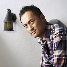 Ken Watanabe. He is awesome. I must and shall meet him.