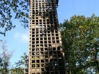 Luchtwachttoren Post 7 X 3 Hees-Ruinen