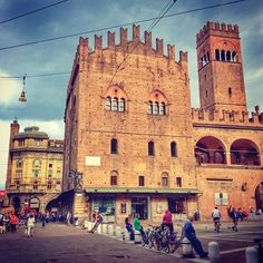 Bologna - I miss you! - Instagram by backpackersteve