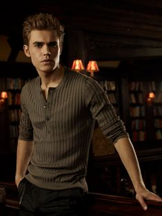 In honor of this week& series finale(!) of the vampire diaries, we Vampire Diaries Stefan, Paul Wesley Vampire Diaries, Damon And Stefan, Vampire Diaries Cast, Vampire Diaries The Originals, Damon Salvatore, Caroline Forbes, Claire Holt, The Cw