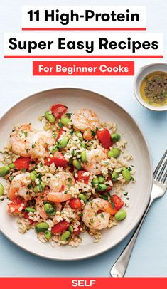 Check out these 11 tasty, easy, and totally protein-packed dishes from healthy food bloggers who know how to get things cooking.