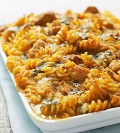 Smoky Wild Mushroom Mac and 10 Favorite Macaroni and Cheese Recipes Mac Cheese Recipes, Macaroni N Cheese Recipe, Pasta Recipes, Chicken Recipes, Cooking Recipes, Chicken Meals, Chicken Pasta, What's Cooking, Soup Recipes