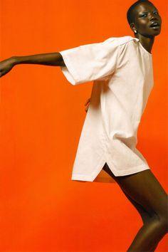 "Nykhor Paul ""Solar Flare"" - Russh Magazine ph: Betina du Toit"