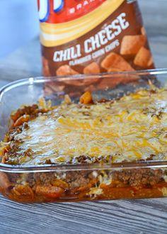 Top Recipes, Beef Recipes, Mexican Food Recipes, Cooking Recipes, Drink Recipes, Recipies, Taco Casserole, Casserole Dishes, Taco Bake