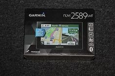 nice NEW! Garmin nuvi 2589LMT 5 GPS Navigation System Lifetime Maps Traffic - For Sale Check more at http://shipperscentral.com/wp/product/new-garmin-nuvi-2589lmt-5-gps-navigation-system-lifetime-maps-traffic-for-sale/