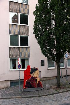 Nürnberg Impressionen #14 - Obere Schmiedgasse