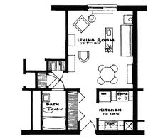 Garage Transformation Ideas likewise Inlaw likewise In Law Suite as well 057g 0017 in addition Barndominium Floor Plans 30x40 With 2nd Floor. on garage apt plans