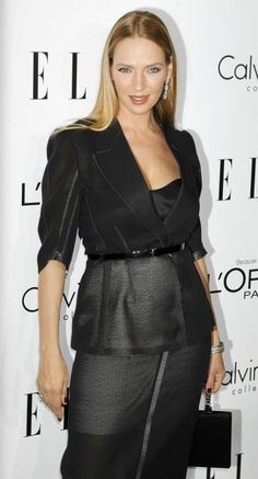Uma Thurman Contends as Mrs Robinson for 'Fifty Shades of Grey' Movie? [PHOTOS] - Entertainment & Stars