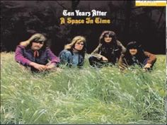TEN YEARS AFTER - I'd Love To Change The World - YouTube