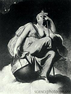 Urania - Greek Goddess of Astronomy