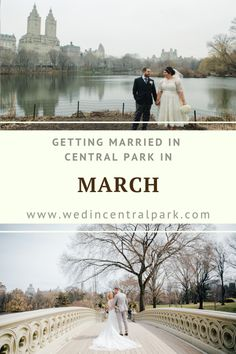 Getting Married in Central Park in March - Springtime wedding in New York Wedding Planning Guide, Wedding Advice, Wedding Vendors, Wedding Ideas, Top Wedding Trends, Wedding Styles, Landscape Photos, Landscape Photography, Central Park Weddings