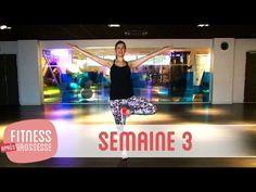 Fitness Après Grossesse – Semaine 3 - YouTube