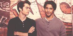 Teen Wolf facts - 02; bromance #wattpad #de-todo