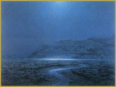 Granville Redmond_Nocturne575 (1871-1935)