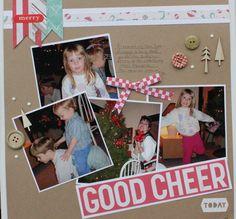 Good Cheer - Scrapbook.com